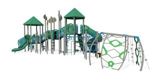 New playground equipment purchased