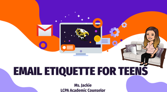 Academic Tip of the week: Email Etiquette