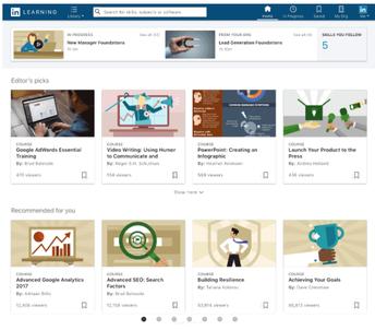 4. Bonus resource - LinkedIn Learning