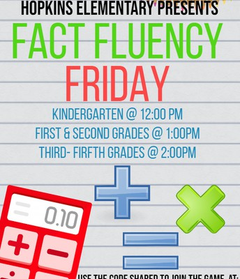 FACT FLUENCY FRIDAY