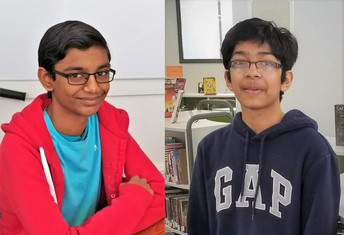 APS Students Compete at GeoBee State Competition