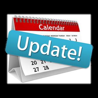 District Calendar Updated