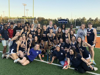 Girls Track - Conference Champions