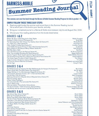 Click to Access Reading List