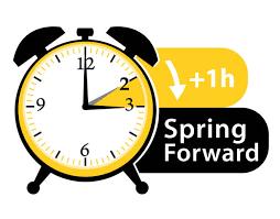 Spring Forward!!