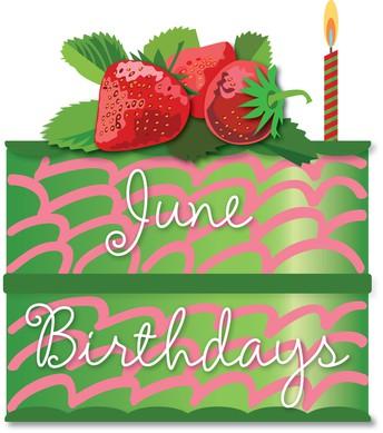 Celebrating Birthdays from June 11 through June 30