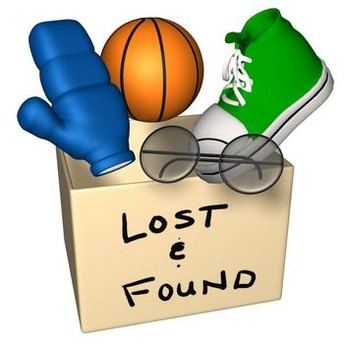 Claim lost & found items