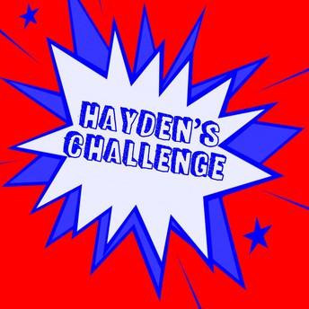 Hayden's Challenge