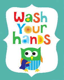 Hand washing is an important prevention
