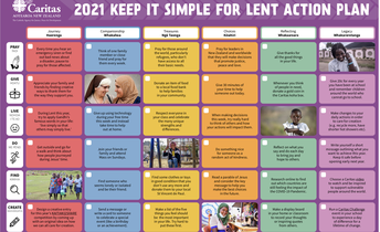 2021: Keep it Simple for Lent