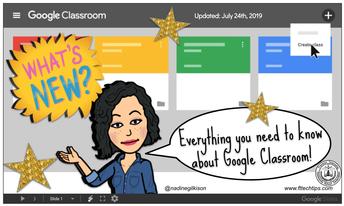 Everything Google Classroom