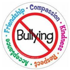 December and January Lessons Will Focus on ANTI-BULLYING!