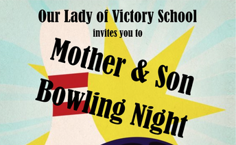 Mother, Son Bowling: November 23rd