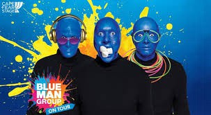 "Middle School Choirs--""Blue Man Group"" Trip"