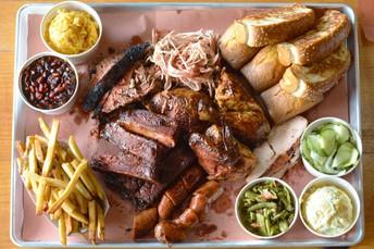 City BBQ Fundraiser