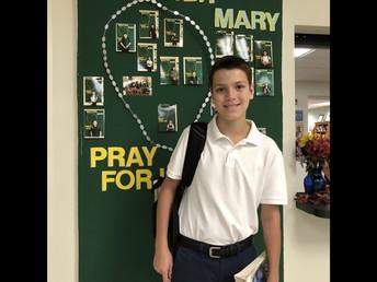 Wyatt - 7th Grade