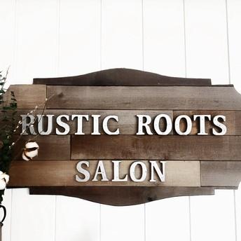 Rustic Roots Salon
