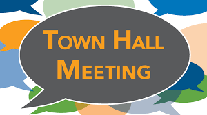 Redwood Heights Town Hall Meeting