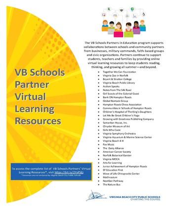 Partner Virtual Resources