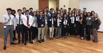 DECA is going to STATE!