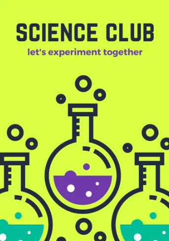Last Call for Science Club!