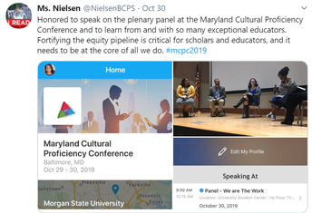 Maryland Cultural Proficiency Conference