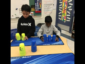 Speed Stacking FLEX option