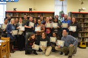 Faculty Recognized