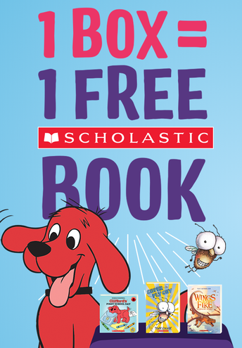 Free Books from Kellogg's