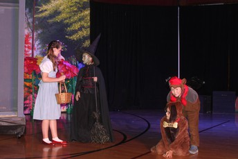 "EDS Musical ""The Wizard of Oz"""