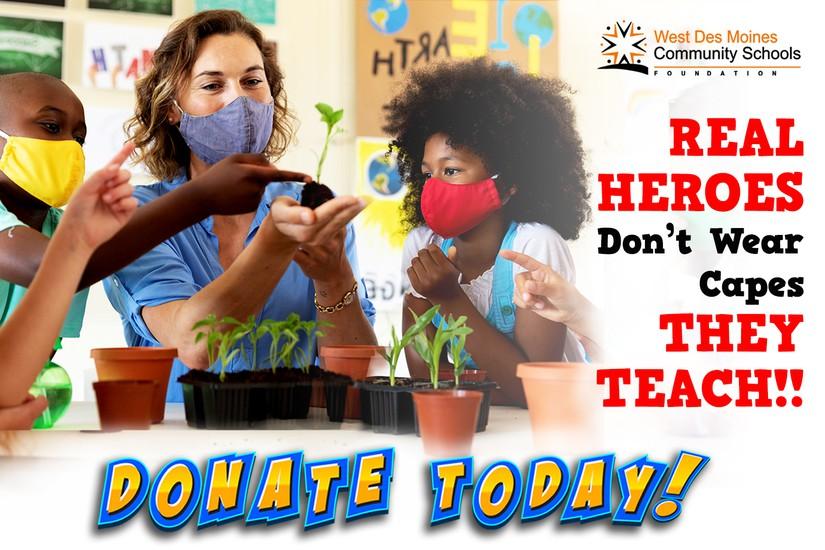 Donate to the Teacher Grant Program