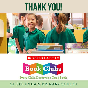 Thanks for supporting Book Club!
