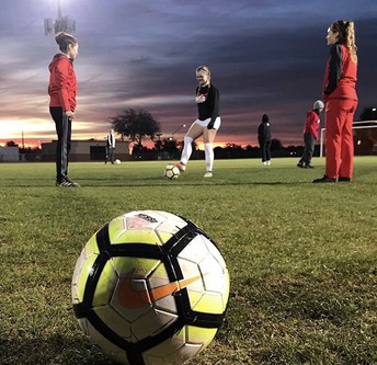 Friendship Helps Soccer Captains Lead Lady Owls