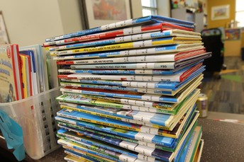Need to return library books from the Spring?