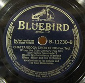 Glenn Miller Records the First Gold Record
