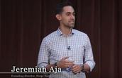 More on Gospel from Jeremiah Aja