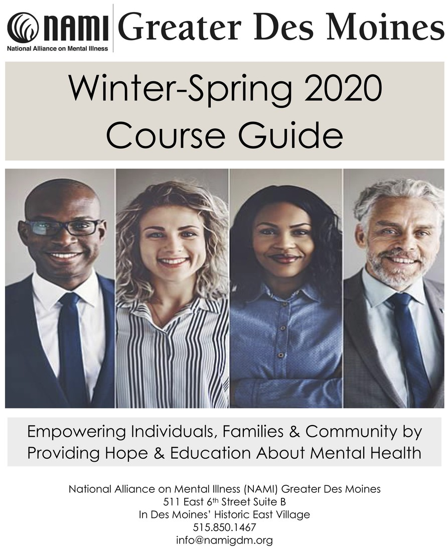Winter-Spring 2020 Course Guide