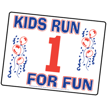Fun Run Company Sponsors Needed
