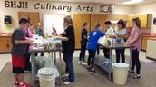 Junior High Culinary Arts