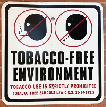 Smoking on School Grounds