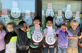 Telling Time with Dr. Seuss