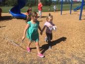 Willow Dale Elementary School Kindergarten Students Make Friends