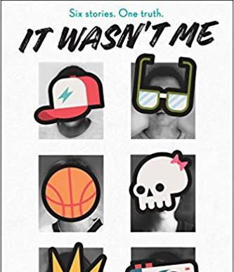 It Wasn't Me by Dan Alison Levy