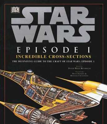 Star Wars Episode 1: Incredible Cross-sections