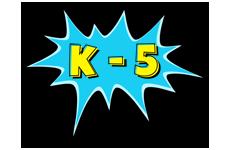 Scholastic Elementary K-5 Flyer