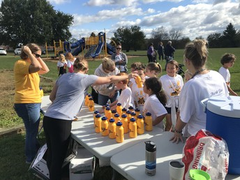 PTO Race for Education (Hydration is Important!)