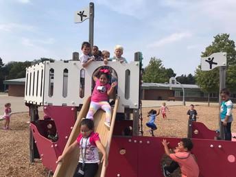 Having Fun on the Playground