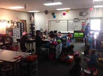 Mrs. Bevente's Third Grade Class
