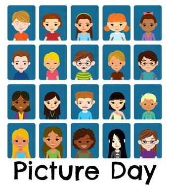Picture Day is Friday, 11/8