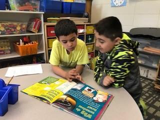1st Grade Readers